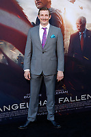 "LOS ANGELES - AUG 21:  Frederick Schmidt at the ""Angel Has Fallen"" Premiere at the Village Theater on August 21, 2019 in Westwood, CA"