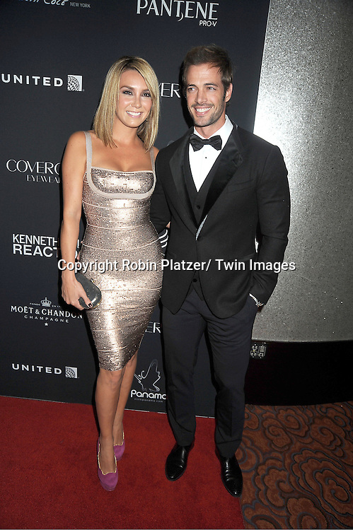 William Levy and Elizabeth Gutierrez attends the Vanidades Magazine  Icons of Style Gala on September 27, 2012 at the Mandarin Oriental Hotel in New York City.