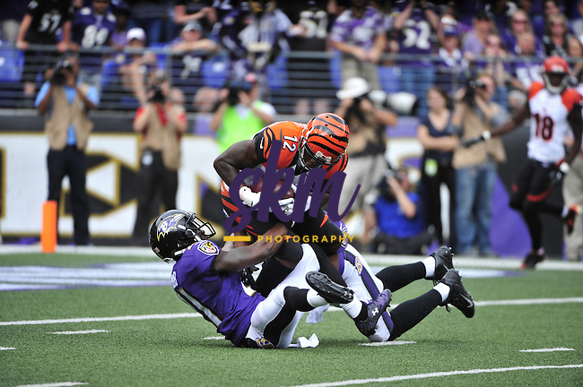 After two weeks on the road the Baltimore Ravens returned to M&T Bank Stadium for their home opener against the Cincinnati Bengals. Despite coming back from a 0-14 deficit, the Ravens went on to loose 28-24, dropping to 0-3 on the season.