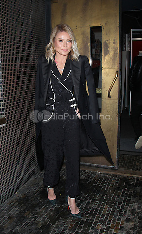NEW YORK, NY December 06:Kelly Ripa at Gravitas Ventures present a screening of  All We Had at the Landmark Sunshine Cinema in New York .December 06, 2016. Credit:RW/MediaPunch