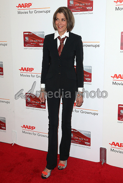 06 February 2017 - Beverly Hills, California - Wendie Malick. AARP 16th Annual Movies For Grownups Awards held at the Beverly Wilshire Four Seasons Hotel. Photo Credit: F. Sadou/AdMedia