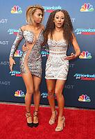 12 March 2018 - Pasadena, California - Phoenix Chi Gulzar and Mel B, Melanie Brown. America&rsquo;s Got Talent Red Carpet Kickoff held at The Pasadena Civic Auditorium. <br /> CAP/ADM/FS<br /> &copy;FS/ADM/Capital Pictures