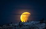Super Blue Blood Moon Eclipse 1-31-18