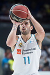 Real Madrid Facundo Campazzo during Liga Endesa match between Real Madrid and San Pablo Burgos at Wizink Center in Madrid , Spain. March 04, 2018. (ALTERPHOTOS/Borja B.Hojas)