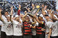 NCAA 2015 Men's College Cup Final, Stanford vs Clemson, December 13, 2015