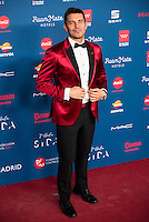 Jesus Vazquez attends to the photocall of the Gala Sida at Palacio de Cibeles in Madrid. November 21, 2016. (ALTERPHOTOS/Borja B.Hojas) //NORTEPHOTO.COM