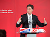 Labour Party Education manifesto launch at Microsoft, London, Great Britain <br /> 9th April 2015 <br /> <br />  General Election Campaign 2015 <br /> <br /> Ed Miliband <br /> Leader of the Labour Party <br /> <br /> <br /> Photograph by Elliott Franks <br /> Image licensed to Elliott Franks Photography Services