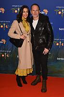 Chris Moyles<br /> arriving for the Cirque du Soleil Premiere of TOTEM at the Royal Albert Hall, London<br /> <br /> ©Ash Knotek  D3471  16/01/2019