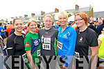 Taking part in the Carers 10k run on Sunday were l-r: Siobhan Barrett (Listowel) Margaret Mahony (Listowel) Kathleen Whyte (Tralee) Maggie Large (Listowel) and  Mary Twomey (Listowel).