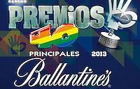 Premios cuarenta principales ballantines 2013
