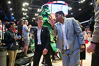 STANFORD, CA - The Stanford Cardinal defeats the Gonzaga Bulldogs 82-68 in the first round of the 2018 Women's Basketball NCAA Championship tournament at Maples Pavilion at Stanford University on Saturday, March 17, 2018.