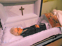 Marie Treder Funeral