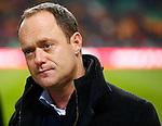 Nederland, Amsterdam, 8 december 2012.Eredivisie.Seizoen 2012-2013.Ajax-FC Groningen.Bert van Oostveen, voorzitter betaald voetbal van de KNVB