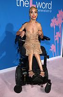 "2 December 2019 - Los Angeles, California - Jillian Mercado. Premiere Of Showtime's ""The L Word: Generation Q"" held at Regal LA Live. Photo Credit: FS/AdMedia /MediaPunch"