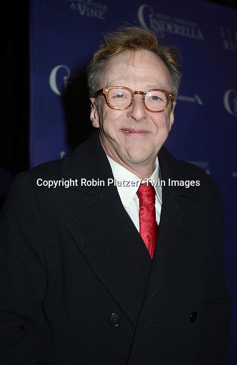 Eddie Hibbert attends Rogers +  Hammerstein's Cinderella Broadway Opening night on March 3, 2013 at the Broadway Theatre in New York City.