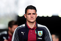 Burnley's Ashley Westwood arrives at the liberty stadium <br /> <br /> Photographer Ashley Crowden/CameraSport<br /> <br /> The Premier League - Swansea City v Burnley - Saturday 10th February 2018 - Liberty Stadium - Swansea<br /> <br /> World Copyright &copy; 2018 CameraSport. All rights reserved. 43 Linden Ave. Countesthorpe. Leicester. England. LE8 5PG - Tel: +44 (0) 116 277 4147 - admin@camerasport.com - www.camerasport.com