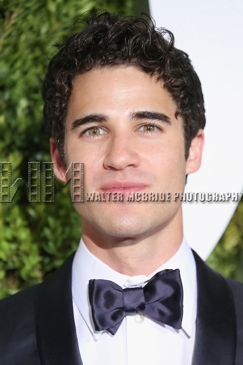 NEW YORK, NY - JUNE 11:  Darren Criss attends the 71st Annual Tony Awards at Radio City Music Hall on June 11, 2017 in New York City.  (Photo by Walter McBride/WireImage)