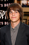 """HOLLYWOOD, CA. - September 16: Johnny Simmons arrives at """"Jennifer's Body"""" Hot Topic Fan Event at Hot Topic on September 16, 2009 in Hollywood, California."""