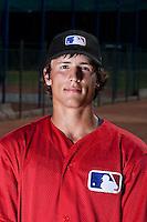 Baseball - MLB European Academy - Tirrenia (Italy) - 20/08/2009 - Petr Sila (Czech Republic)