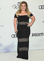 BEVERLY HILLS- OCTOBER 13:  Kelly Clarkson at Variety's Power of Women: Los Angeles at Beverly Wilshire Four Seasons Hotel on October 13, 2017 in Beverly Hills, California. (Photo by Scott Kirkland/PictureGroup)