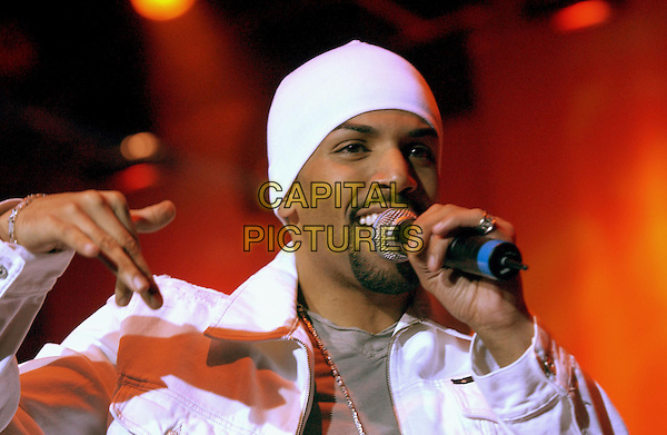 CRAIG DAVID.Live in Concert at Koelner Palladium.Ref: Adolph.stage concert live gig performance music white hat headshot portrait singing.www.capitalpictures.com.sales@capitalpictures.com.©Face To Face/Capital Pictures.