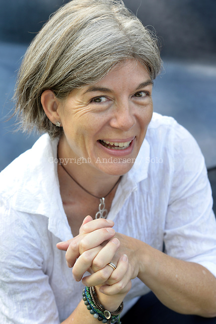 Claire Messud, American writer, September 14, 2014