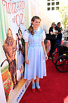LOS ANGELES - SEP 15: Danielle Wade at the Premiere of Warner Bros. Home Entertainment's 'The Wizard Of Oz' 3D + Grand Opening of the New TCL Chinese Theater IMAX on September 15, 2013 in Los Angeles, California