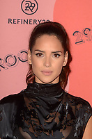 "LOS ANGELES - DEC 4:  Adria Arjona at the Refinery29's ""29ROOMS"" Opening Night at the Reef on December 4, 2018 in Los Angeles, CA"