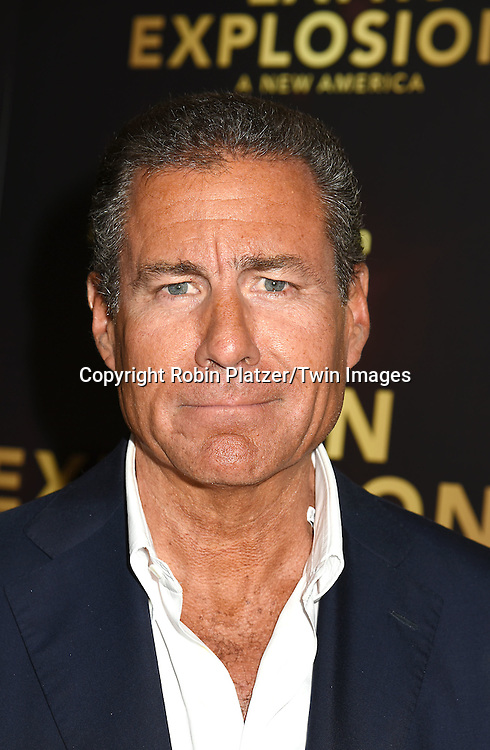 Richard Plepler of HBO  attends the HBO premiere of &quot;The Latin Explosion: A New America&quot; on November 10, 2015 at the Hudson Theater in New York City, New York, USA.<br /> <br /> photo by Robin Platzer/Twin Images<br />  <br /> phone number 212-935-0770