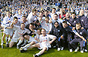 14/04/2007       Copyright Pic: James Stewart.File Name : sct_jspa06_raith_rovers_v_morton.MORTON CELEBRATE WINNING THE LEAGUE....James Stewart Photo Agency 19 Carronlea Drive, Falkirk. FK2 8DN      Vat Reg No. 607 6932 25.Office     : +44 (0)1324 570906     .Mobile   : +44 (0)7721 416997.Fax         : +44 (0)1324 570906.E-mail  :  jim@jspa.co.uk.If you require further information then contact Jim Stewart on any of the numbers above.........