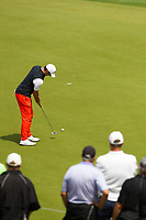 Rory McIlroy (NIR) on the 16th during the 3rd round at the WGC Dell Technologies Matchplay championship, Austin Country Club, Austin, Texas, USA. 24/03/2017.<br /> Picture: Golffile | Fran Caffrey<br /> <br /> <br /> All photo usage must carry mandatory copyright credit (&copy; Golffile | Fran Caffrey)
