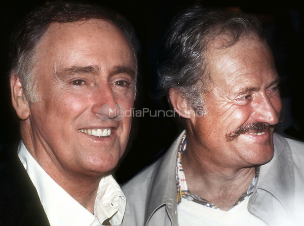 DIck Martin and Dan Rowan 1978<br /> Photo By Adam Scull/PHOTOlink.net/MediaPunch