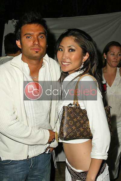 Diego Varas and Jelynn Rodriguez<br />