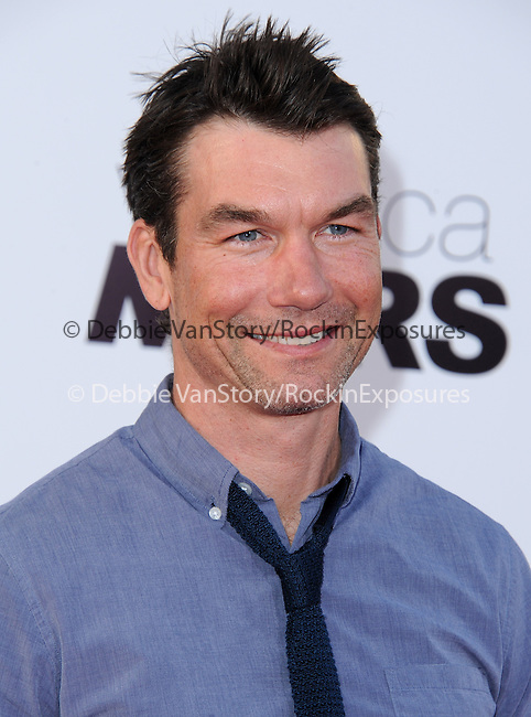 Jerry O'Connell attends The Warner Bros. L.A. Premiere of Veronica Mars Movie held at The TCL Chinese Theatre in Hollywood, California on March 12,2014                                                                               © 2014 Hollywood Press Agency