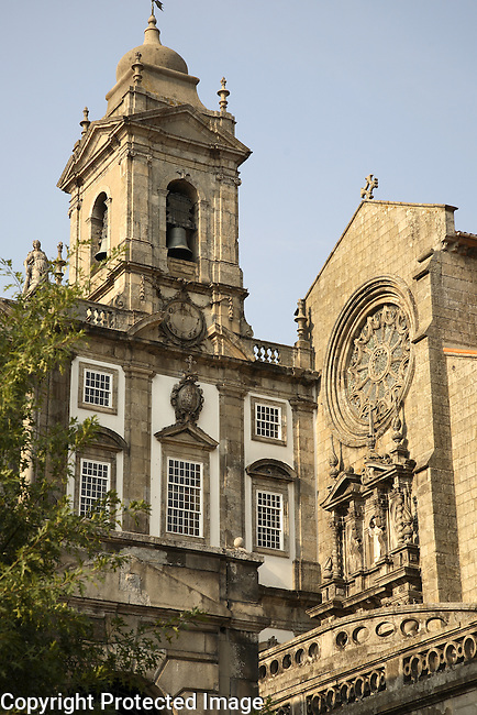 St Francis - Francisco Church, Porto - Oporto, Portugal