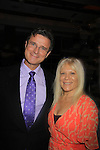 "One Life To Live James DePaiva ""Max"" along with Ilene Kristen ""Roxy"" attend the 19th Annual Feast benefitting the Center for Hearing and Communication - Connect to Life on October 22, 2012 at Chelsea Pier 60, New York City, New York.  (Photo by Sue Coflin/Max Photos)"