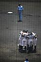 Nobeoka Gakuen team group,<br /> AUGUST 22, 2013 - Baseball :<br /> Nobeoka Gakuen players make a circle before the 95th National High School Baseball Championship Tournament final game between Maebashi Ikuei 4-3 Nobeoka Gakuen at Koshien Stadium in Hyogo, Japan. (Photo by Toshihiro Kitagawa/AFLO)