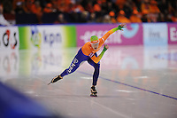 SCHAATSEN: HEERENVEEN: Thialf, Finale World Cup, 04-060311, Marrit Leenstra NED, ©foto: Martin de Jong