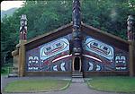 Wandering Raven House, Totem Bight SHP