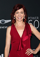 HOLLYWOOD, CA - AUGUST 10: Carrie Preston, at OUT Magazine's Inaugural POWER 50 Gala &amp; Awards Presentation at the Goya Studios in Los Angeles, California on August 10, 2017.<br /> CAP/MPIFS<br /> &copy;MPIFS/Capital Pictures