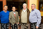 At the launched of John Brassil's campaign for Fianna Fáil TD at a meeting of Members at the White Sands Hotel in Basllyheigue on Thursday were Brendan Moriarty,Diarmuid Lawlor,Seamus Fitzgerald and Pa Cashman