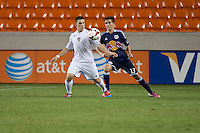 HOUSTON, Texas - July 20, 2013: The New York Red Bulls defeated Shattuck-Saint Mary's Soccer Academy 2-1 in overtime to win the 2013 U-17/18 U.S. Soccer Development Academy Finals at BBVA Compass stadium.