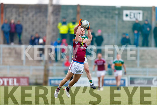 Paul Murphy Kerry in action against  Galway in the Allianz Football League Division 1 Round 4 match between Kerry and Galway at Austin Stack Park, Tralee, Co. Kerry.