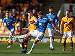 30.03.2019 Motherwell v St Johnstone: Jake Hastie and Matthew Kennedy