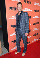 12 September 2018 - Hollywood, California - Thomas Jane. '&quot;The Predator&quot; Special Screening Los Angeles  held at the Egyptian Theater. <br /> CAP/ADM/BT<br /> &copy;BT/ADM/Capital Pictures