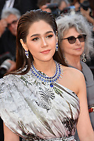 Araya A. Hargate at the gala screening for &quot;Girls of the Sun&quot; at the 71st Festival de Cannes, Cannes, France 12 May 2018<br /> Picture: Paul Smith/Featureflash/SilverHub 0208 004 5359 sales@silverhubmedia.com