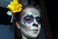 Aoibhe O'Sullivan from Kilcummin who were winners at the Killarney Outlet Centre Halloween Competition on Sunday.<br /> Picture by Sally MacMonagle<br /> <br /> Repro free photo