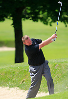 Stuart Brown (Thorpe Wood GC) on the 18th during Round 1 of the Titleist &amp; Footjoy PGA Professional Championship at Luttrellstown Castle Golf &amp; Country Club on Tuesday 13th June 2017.<br /> Photo: Golffile / Thos Caffrey.<br /> <br /> All photo usage must carry mandatory copyright credit     (&copy; Golffile | Thos Caffrey)
