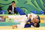 Masashi Ebinuma (JPN), .April 21, 2013 - Judo : .Asian Judo Championships 2013, Men's Team Competition Semifinal .at Bangkok Youth Centre, Bangkok, Thailand. .(Photo by Daiju Kitamura/AFLO SPORT) [1045]