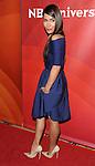 Daniella Alonso arriving at the 'NBC Universal's Summer Press Day' held at Langham Huntington Hotel Pasadena, CA. April 8, 2014.